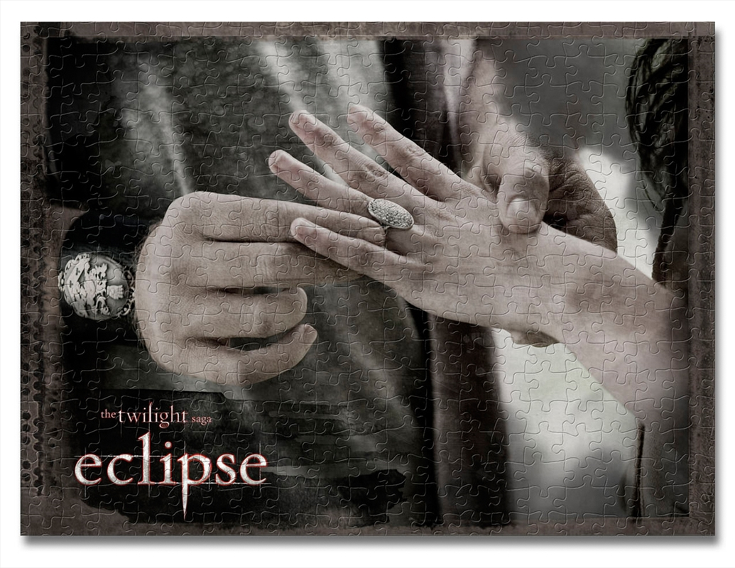 Twilight Saga: Eclipse - Ring - 1000 Piece Jigsaw Puzzle | Merchandise