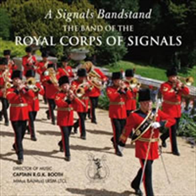 A Signals Bandstand | CD