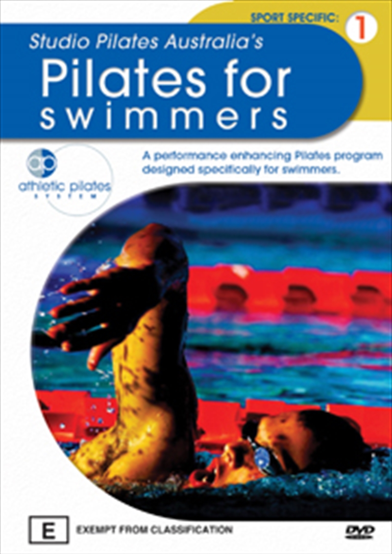 Studio Pilates Australia's - Pilates for Swimmers