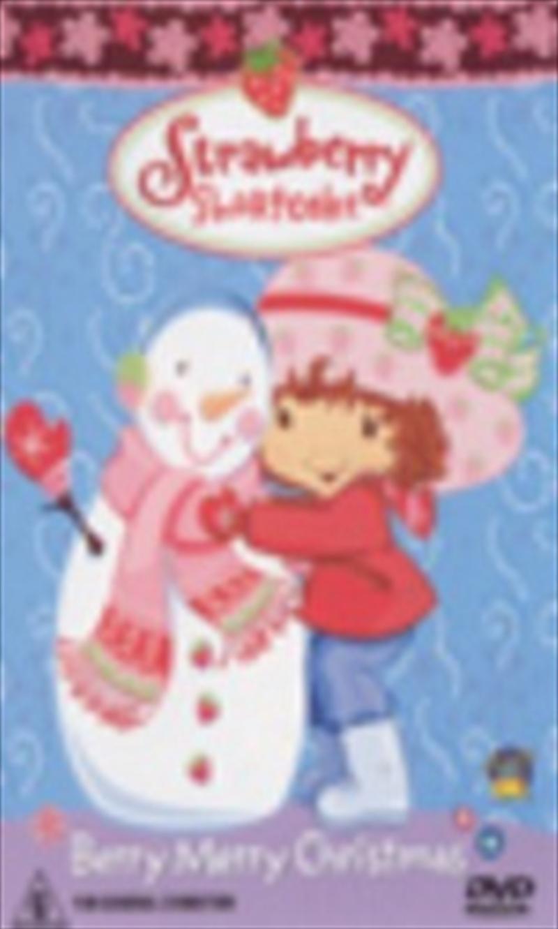 Strawberry Shortcake: Berry Merry Christmas Animated, DVD | Sanity