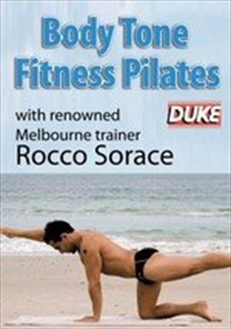 Body Tone Fitness Pilates   DVD