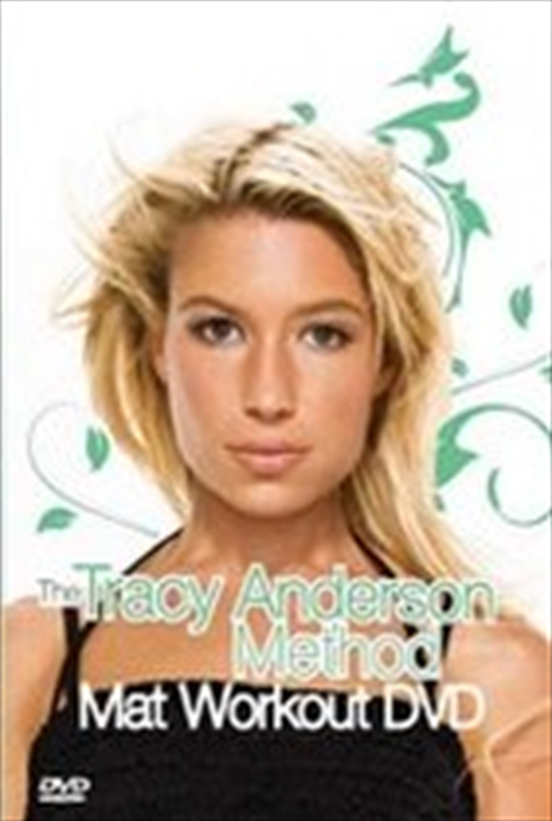 Tracy Anderson Method; Mat Workout | DVD
