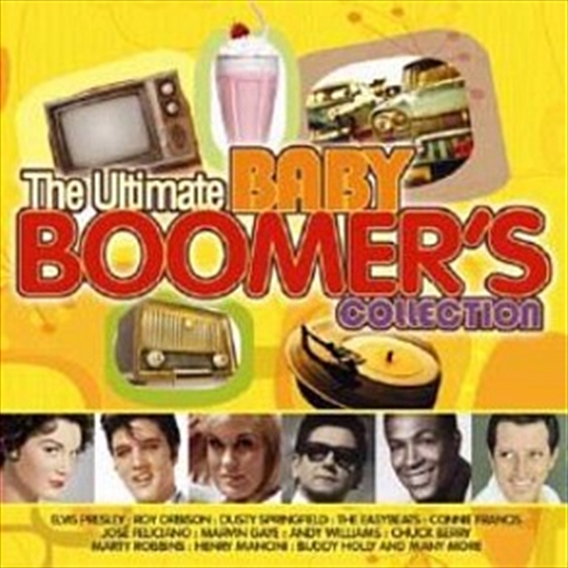 Four Tops Ultimate Collection: Ultimate Baby Boomers Collection Alternative, CD
