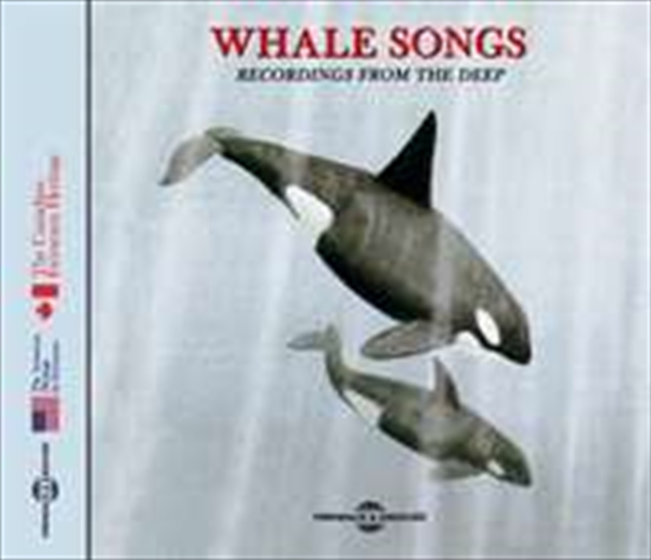 Whale Songs: Recordings From The Deep | CD