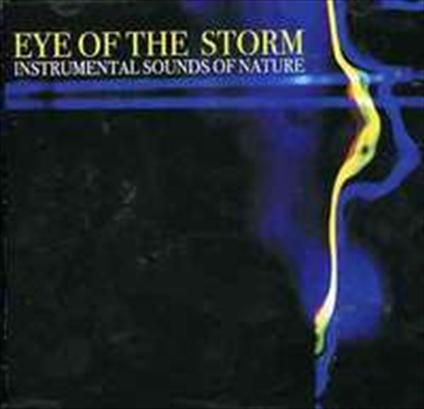 Eye Of The Storm   CD