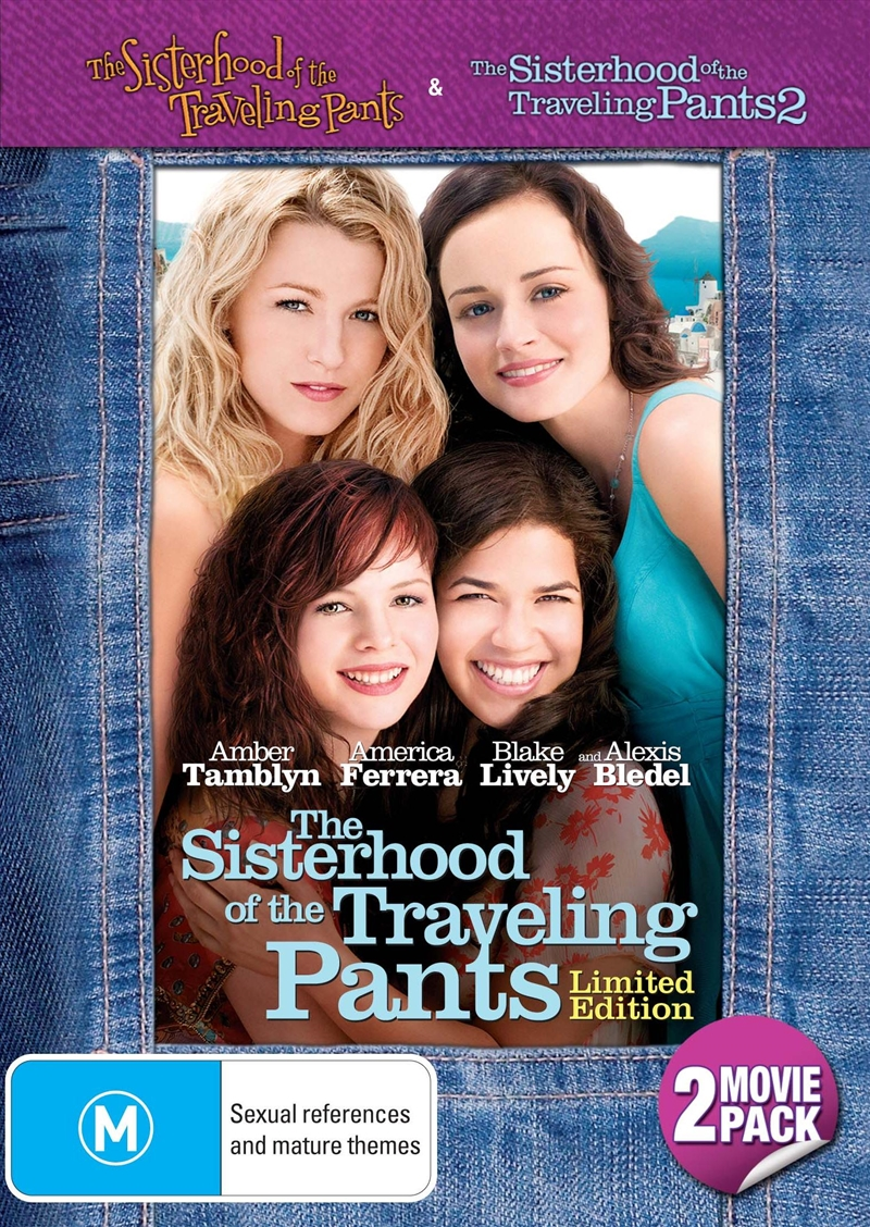 Sisterhood Of Traveling 1&2 | DVD