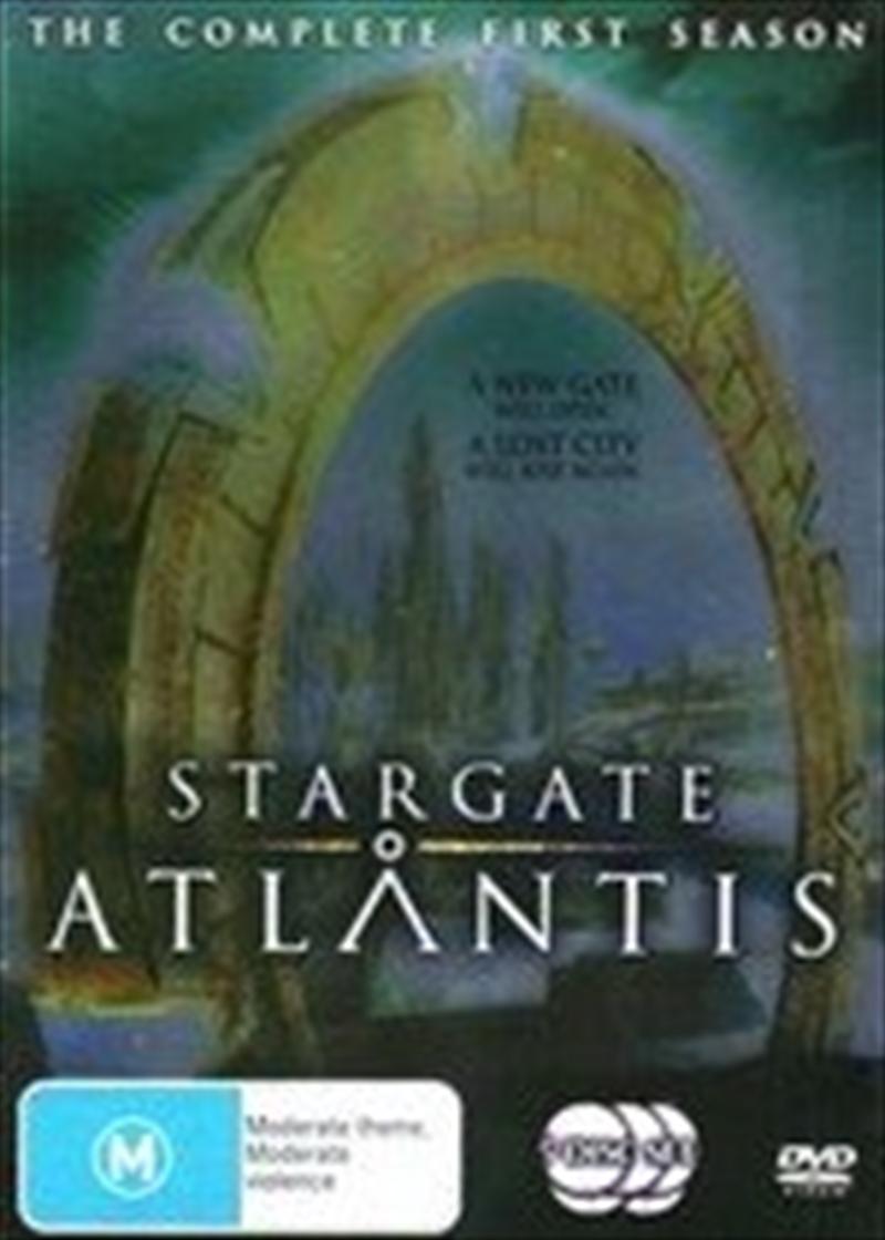 Stargate Atlantis; S1 | DVD