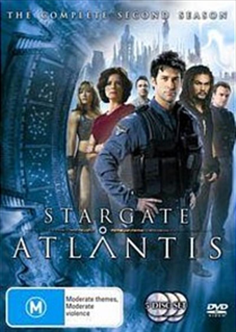 Stargate Atlantis; S2 | DVD