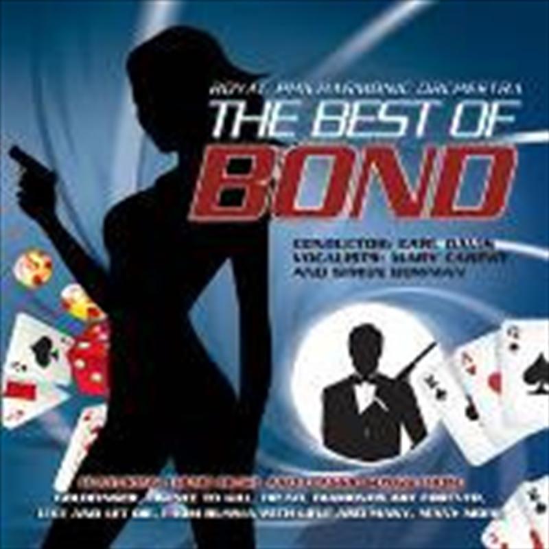 Best Of James Bond   CD
