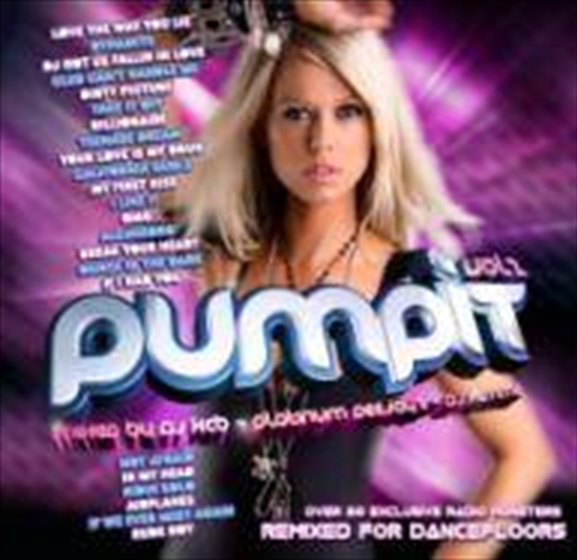 Pump It; Vol2