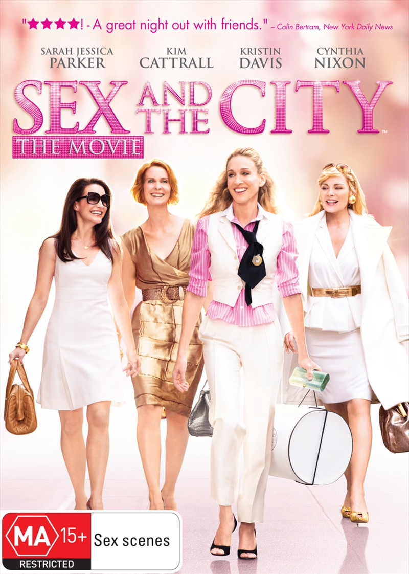 Sex And The City Movie | DVD