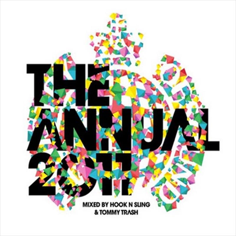 Annual 2011   CD