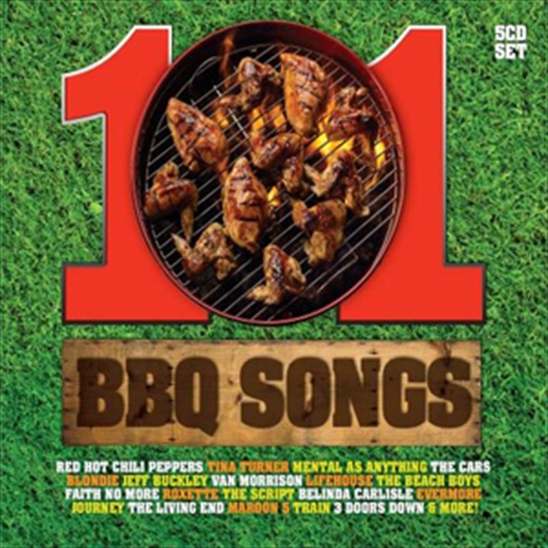 101 BBQ Songs | CD