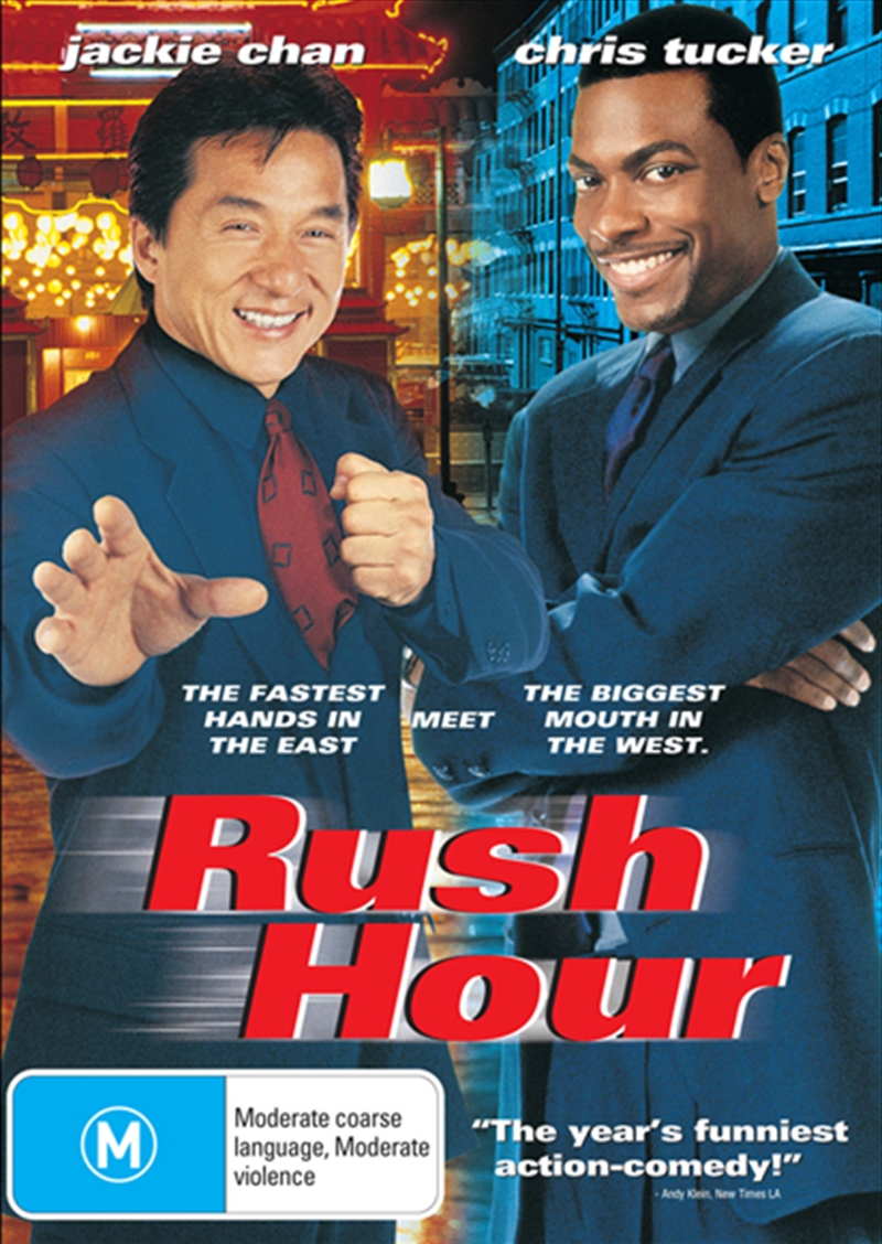 Rush Hour | DVD
