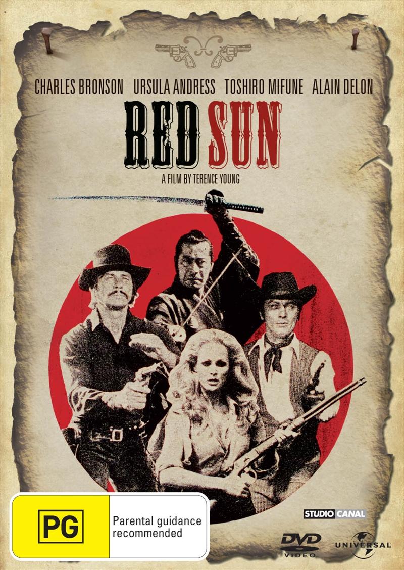 Red Sun | DVD