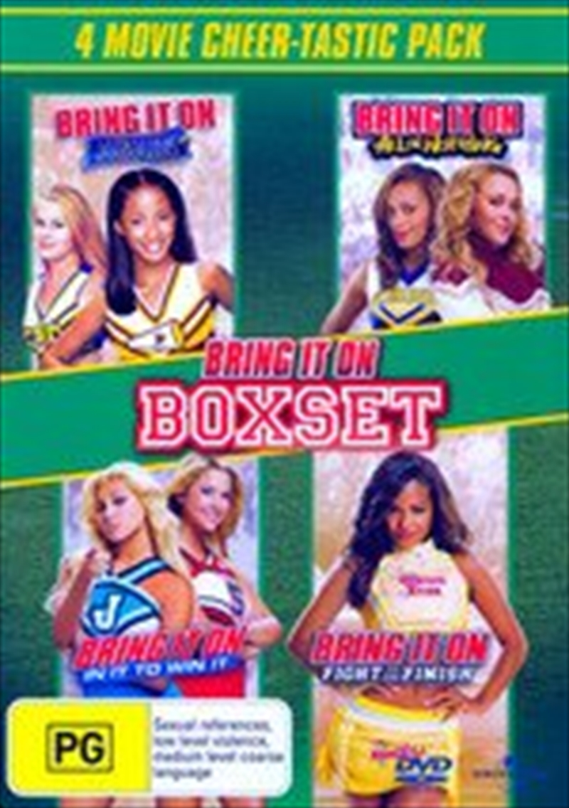 Bring It On 2-5 Collection | DVD