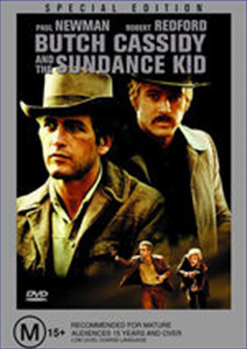 Butch Cassidy And Sundance Kid   DVD