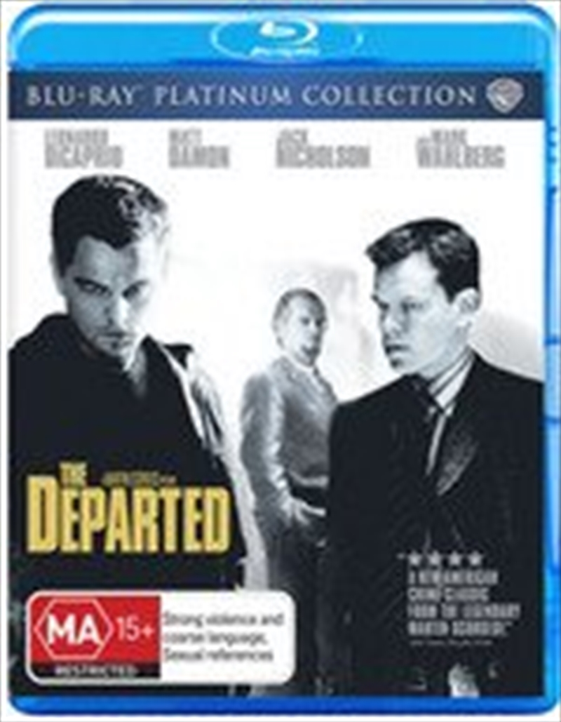 Departed (Platinum Collection) | Blu-ray