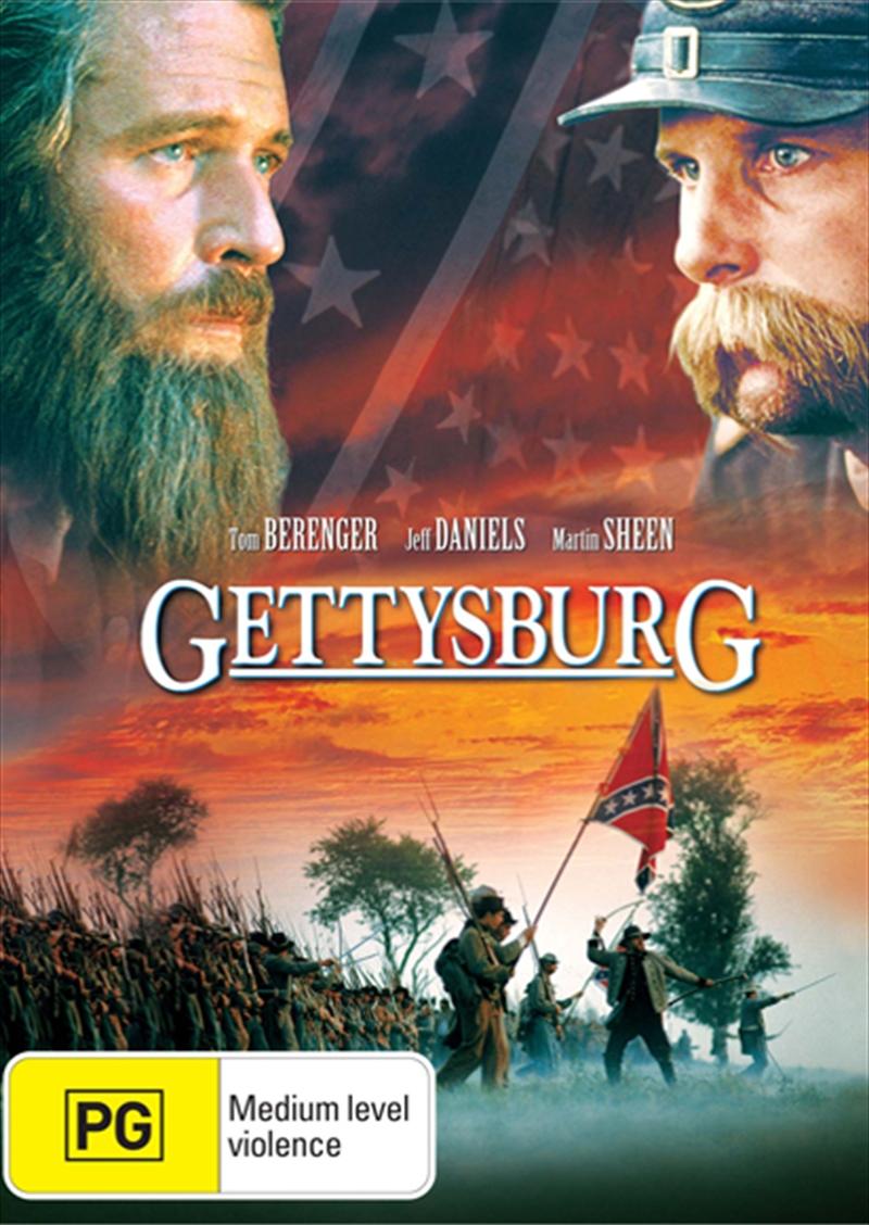 Gettysburg | DVD