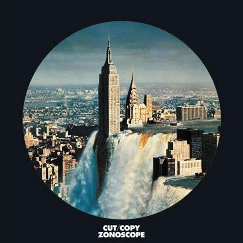 Zonoscope (Deluxe Edition) | CD/DVD