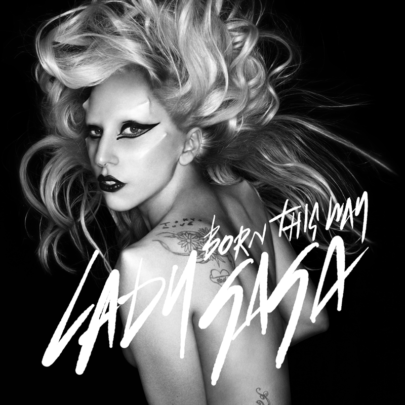 Born This Way | CD Singles