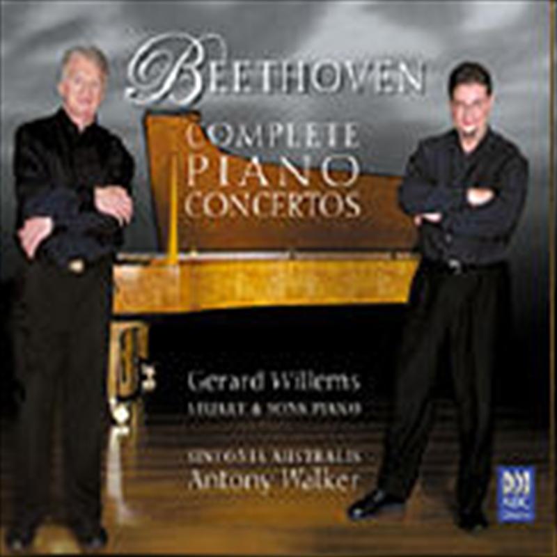 Complete Piano Concertos   CD