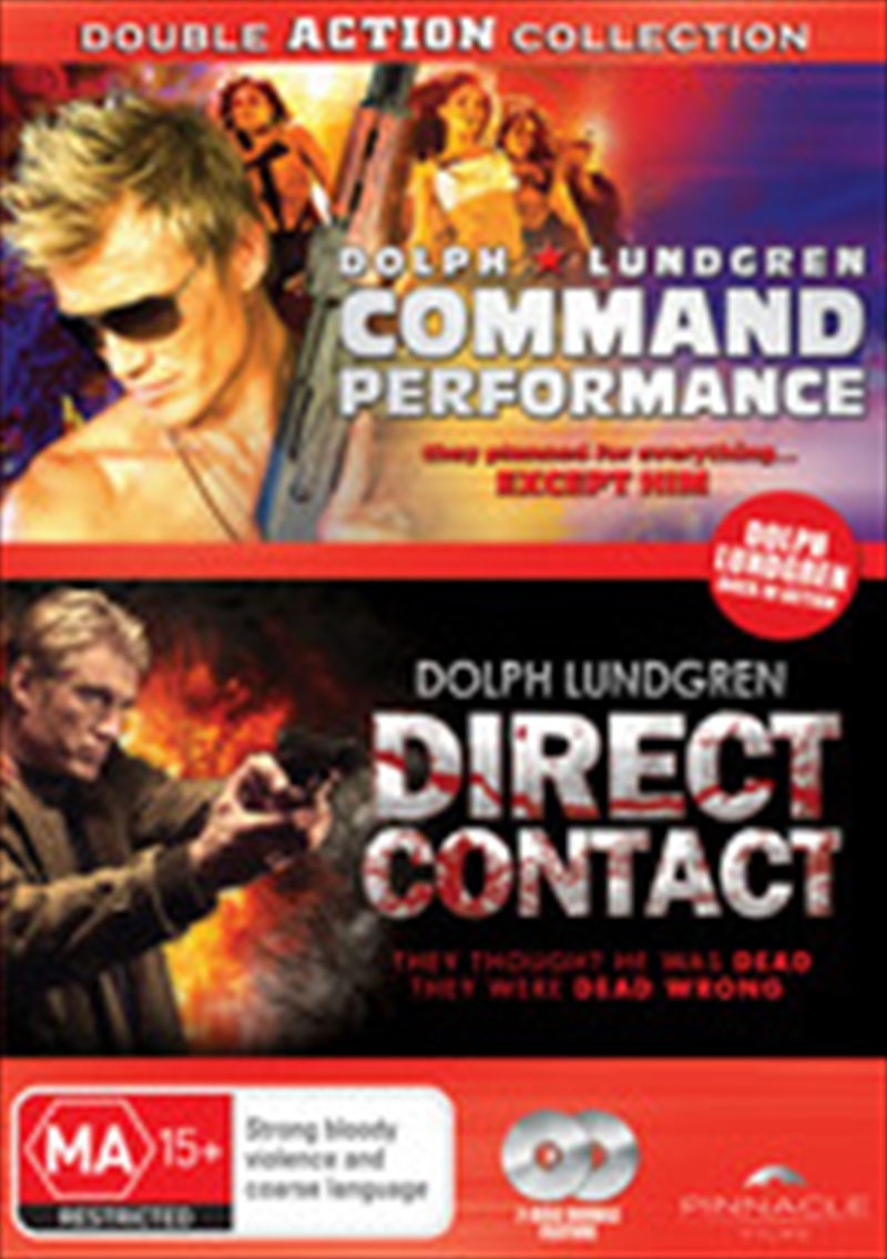 Command Performance / Direct Contact | DVD