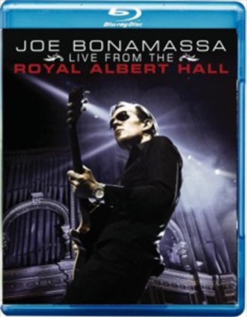 Live At The Royal Albert Hall | Blu-ray