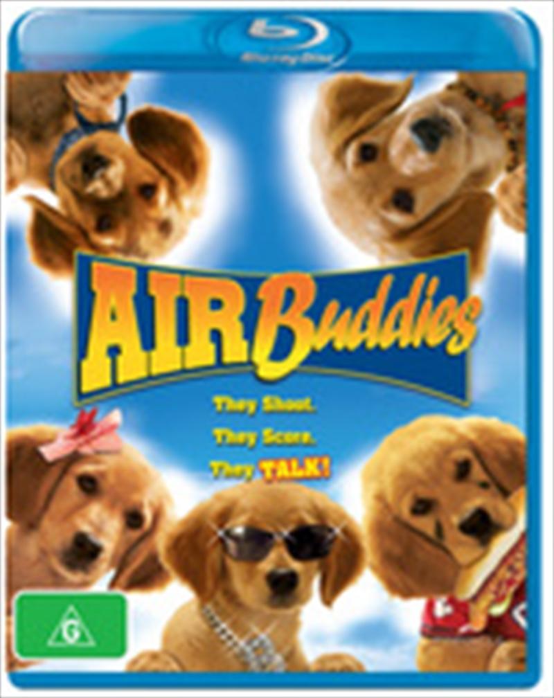 Air Buddies | Blu-ray