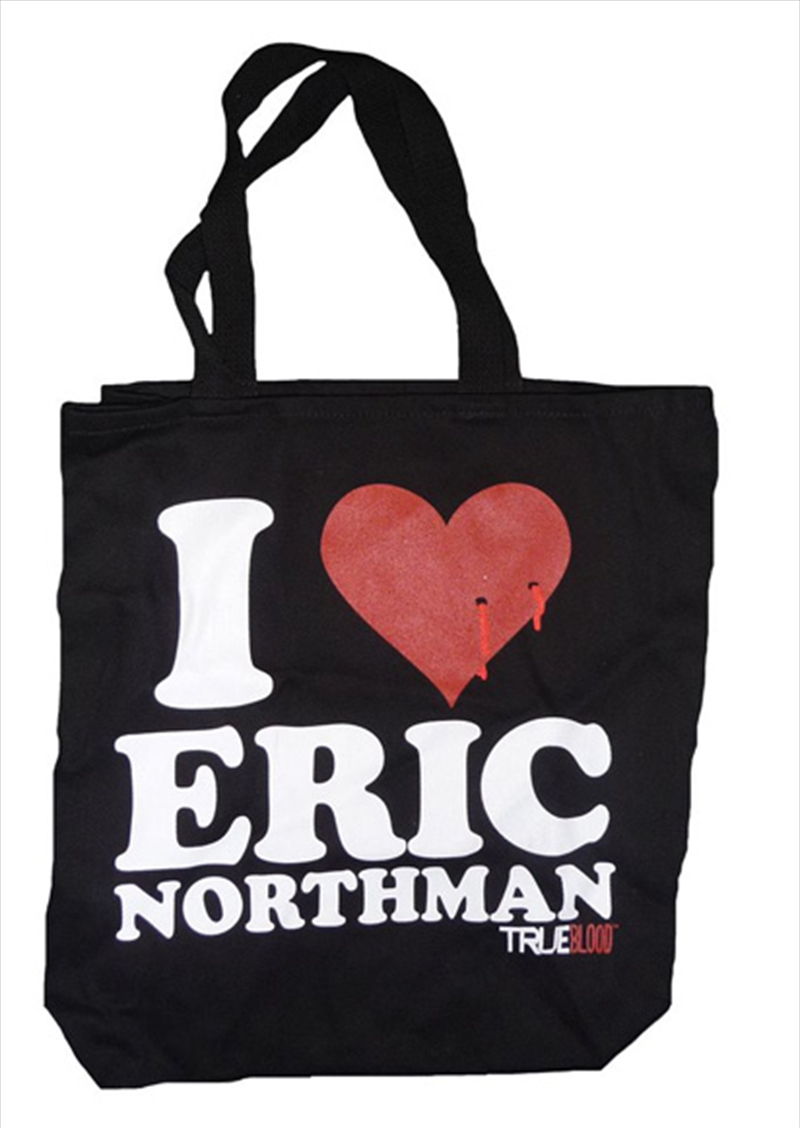 I Love Eric Tote Bag | Merchandise