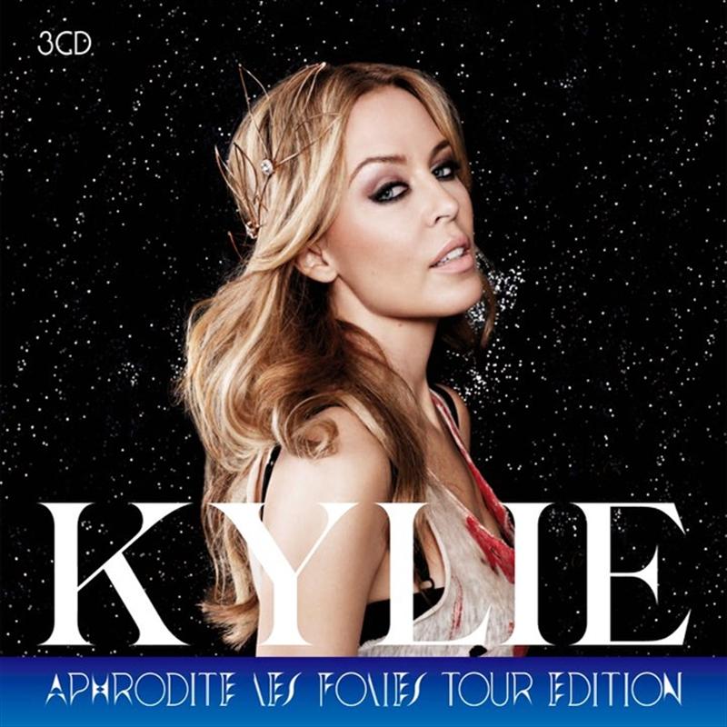 Aphrodite: Les Folies Tour Edition | CD