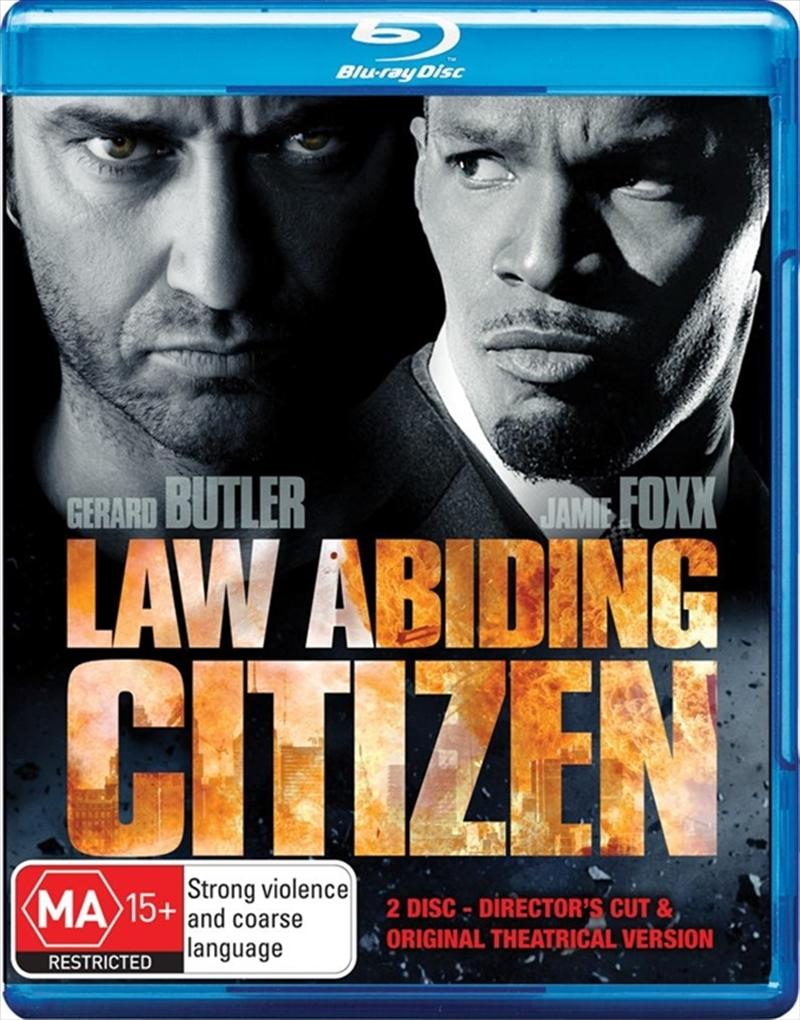 Law Abiding Citizen | Blu-ray/DVD
