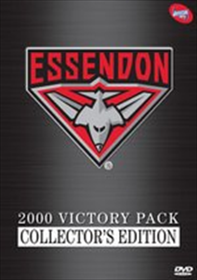 AFL: Essendon 2000: Collector's Victory Pack | DVD