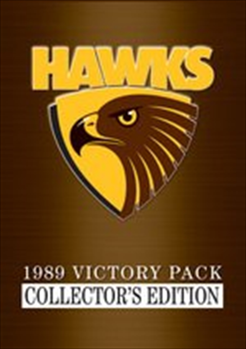 AFL: Hawthorn 1989: Collector's Victory Pack | DVD