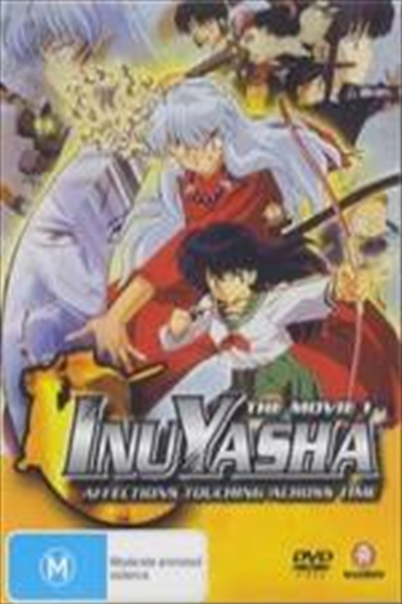 Inuyasha The Movie 1 Affections Touching Across Time Details