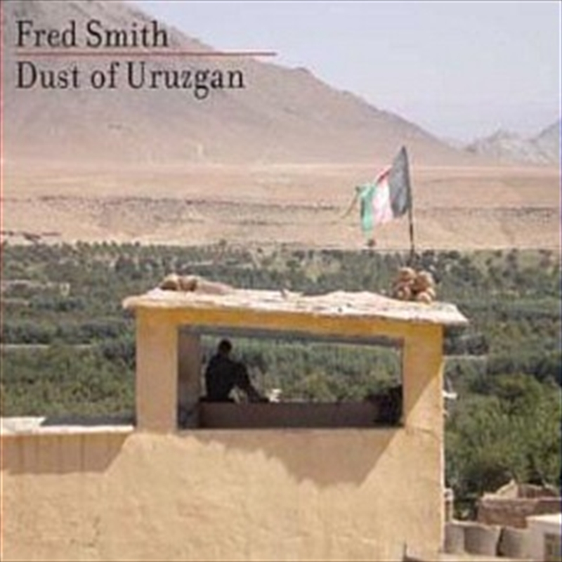 Dust Of Uruzgan | CD
