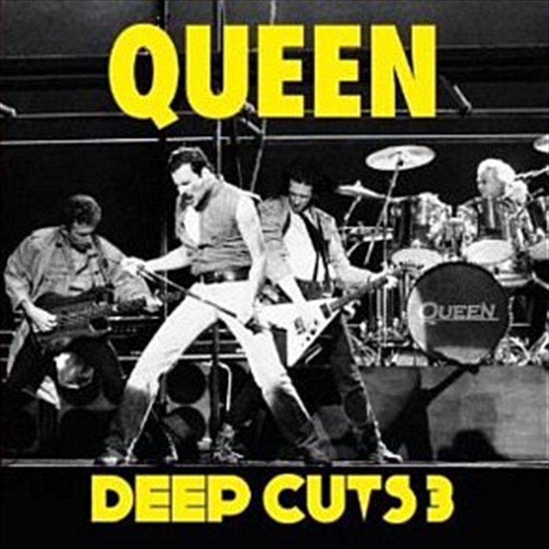 Deep Cuts V3 | CD