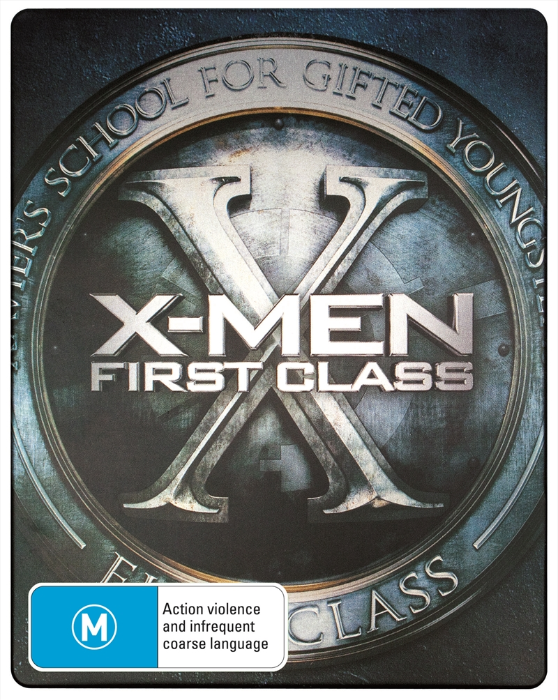 X-Men First Class: Sanity Exclusive Packaging