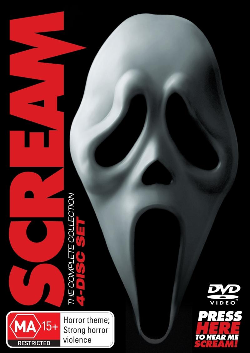 Scream Quadrilogy