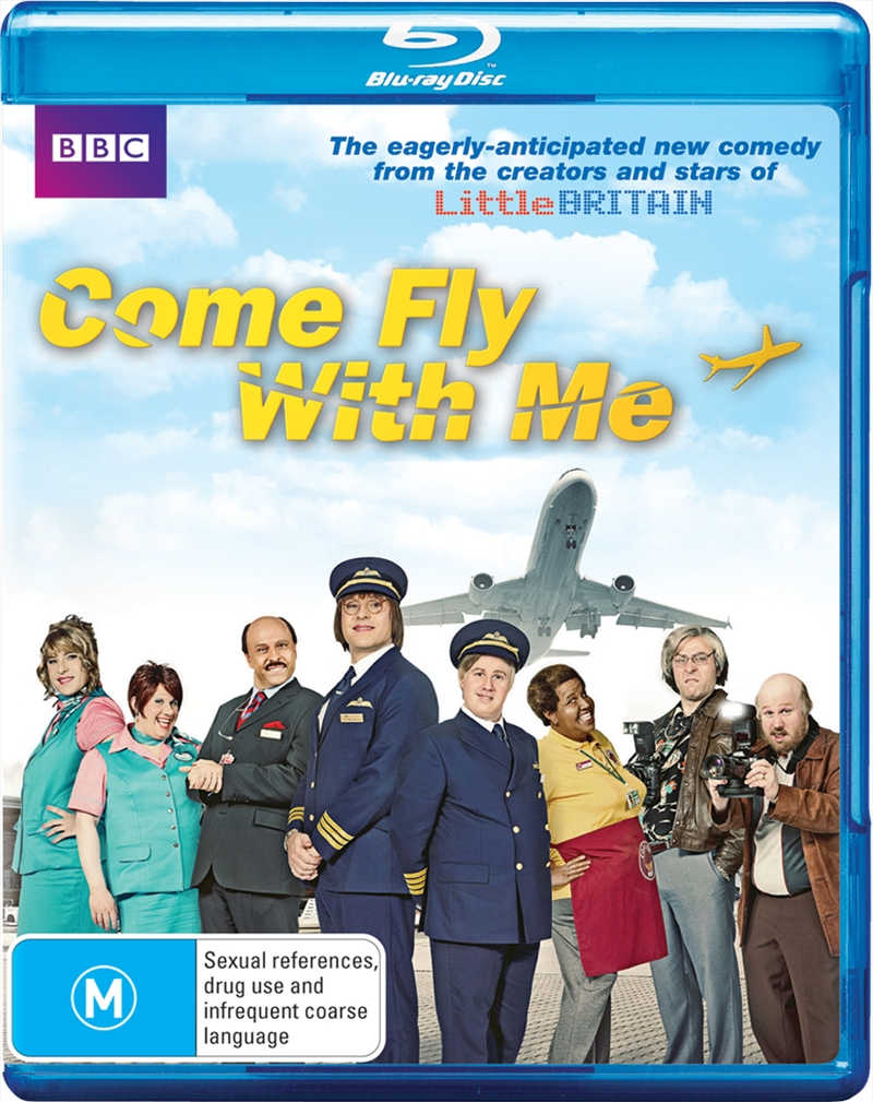 Come Fly With Me; S1 | Blu-ray