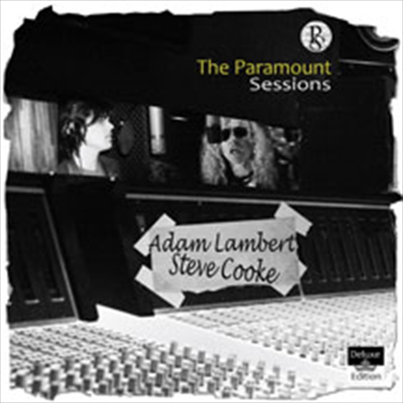 Paramount Sessions | CD