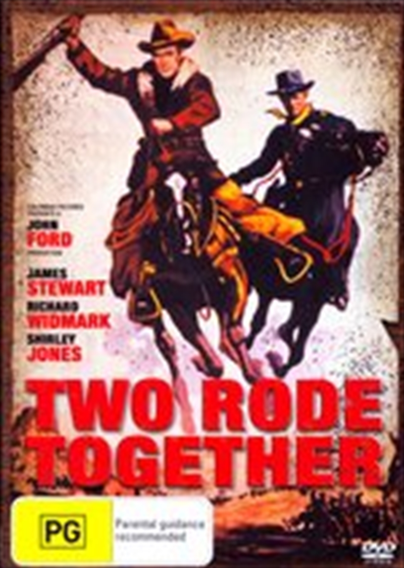 Two Rode Together | DVD