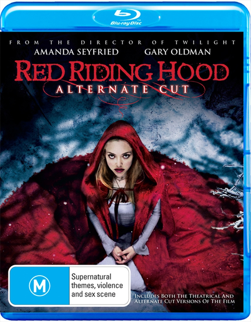 Red Riding Hood: Alternate Cut