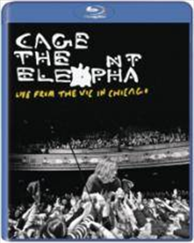 Live From The Vic In Chicago | Blu-ray