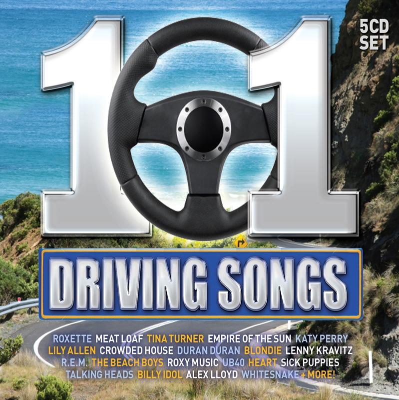 101 Driving Songs Various Cd Sanity