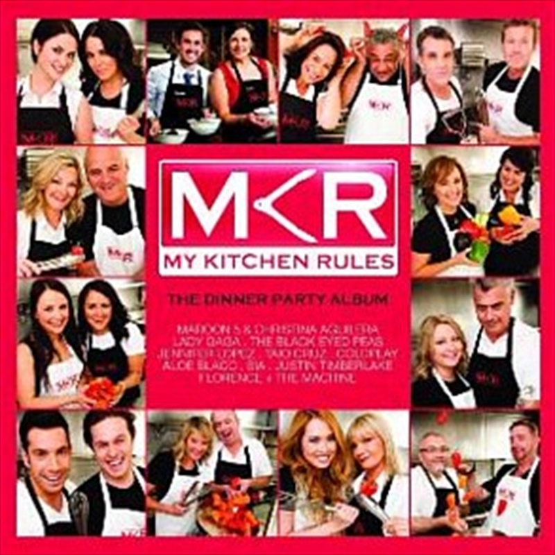 My Kitchen Rules: The Dinner Party Album Various, CD | Sanity