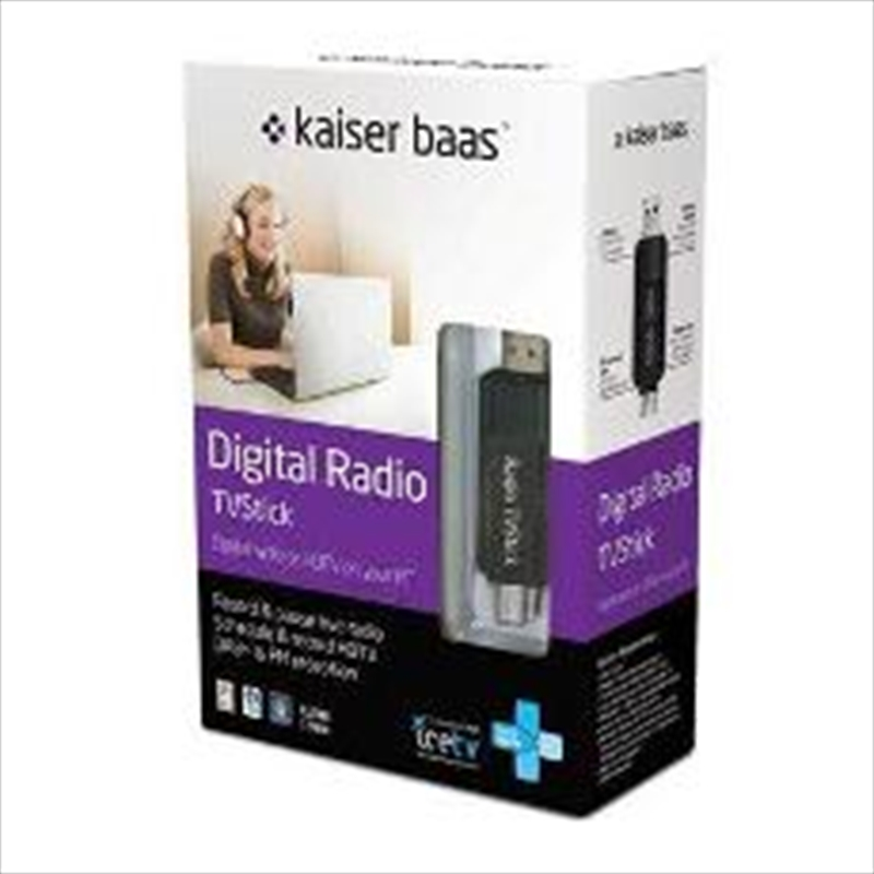 Digital Radio TV Stick