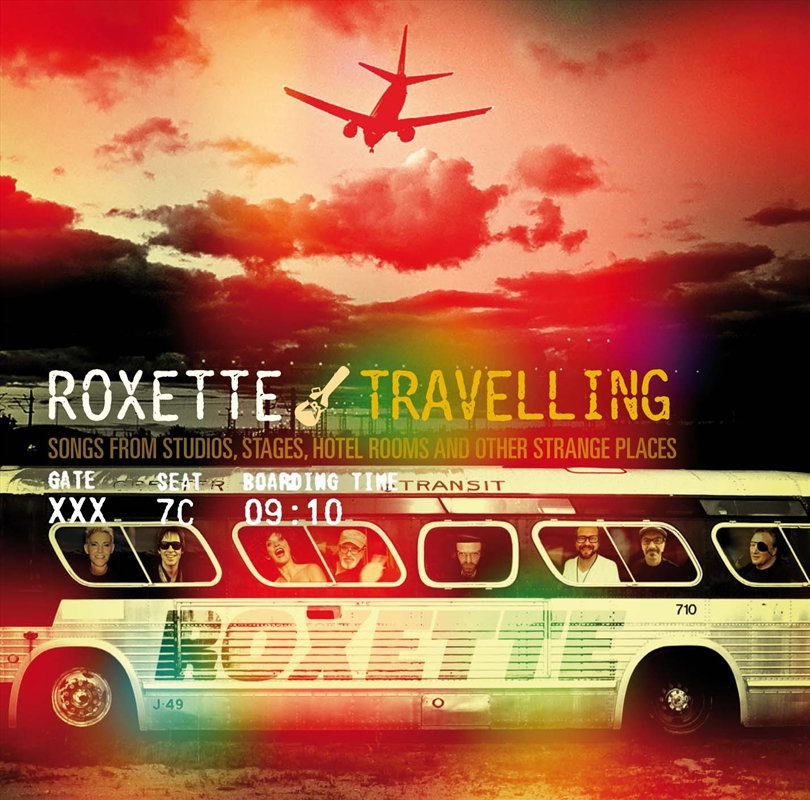 Travelling | CD