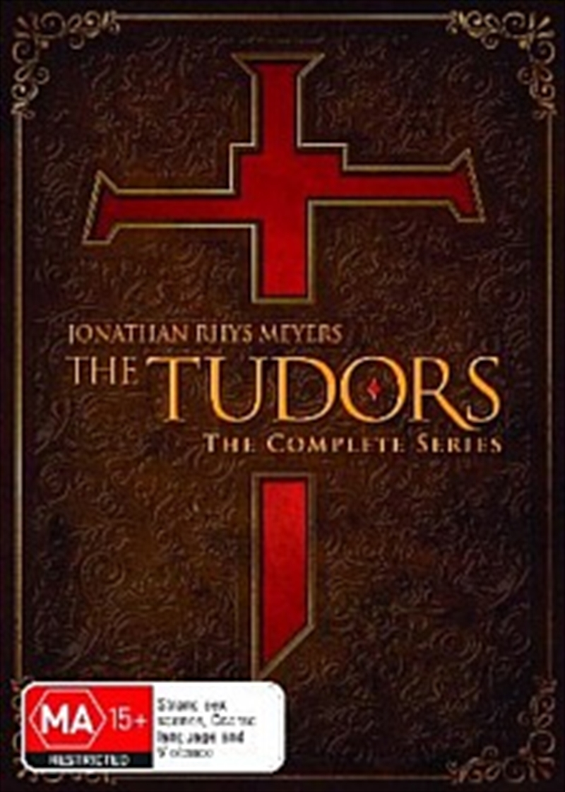 Tudors - Season 1-4 | Boxset, The | DVD