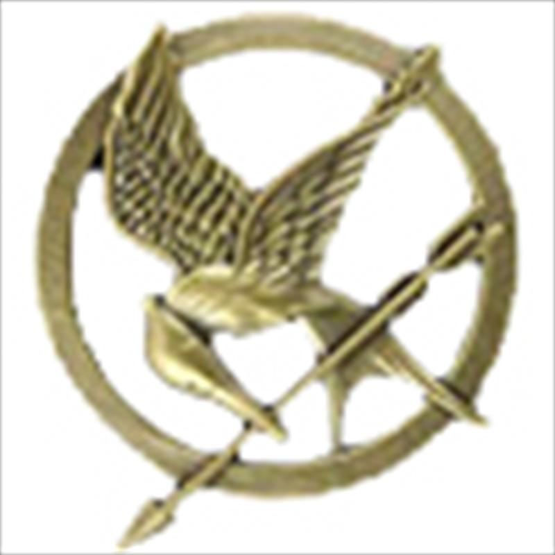 Pin Prop Replica Mockingjay   Merchandise